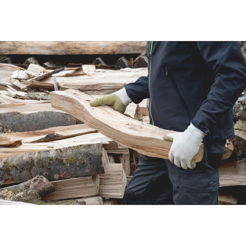 Protective glove E-100 - 5