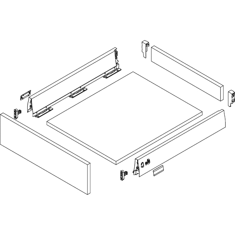 Montagegerät Tecmator ZMV-TP4 - 2