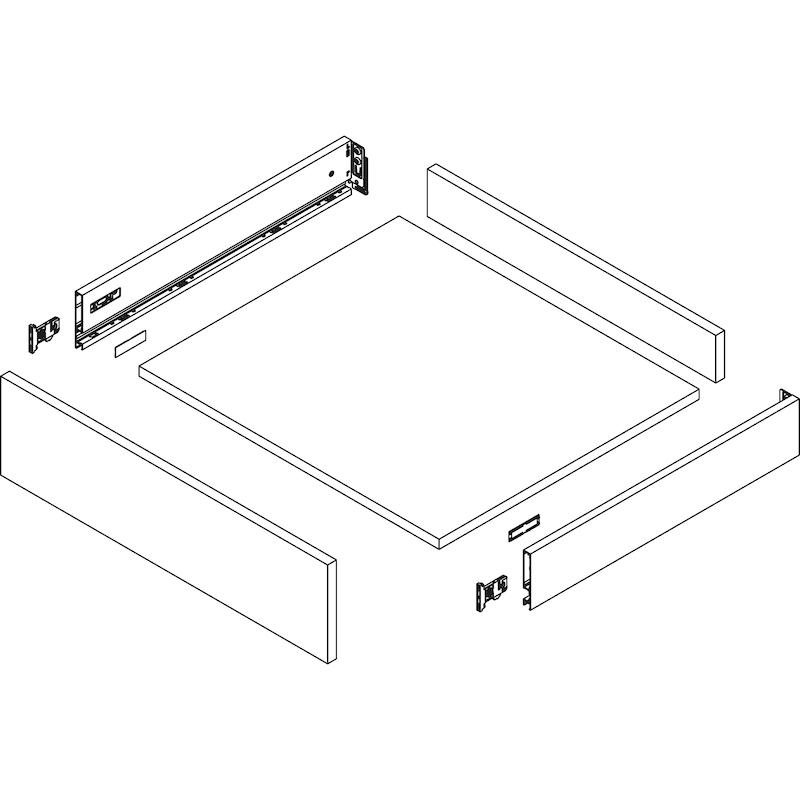 Montagegerät Tecmator ZMV-TP4 - 4