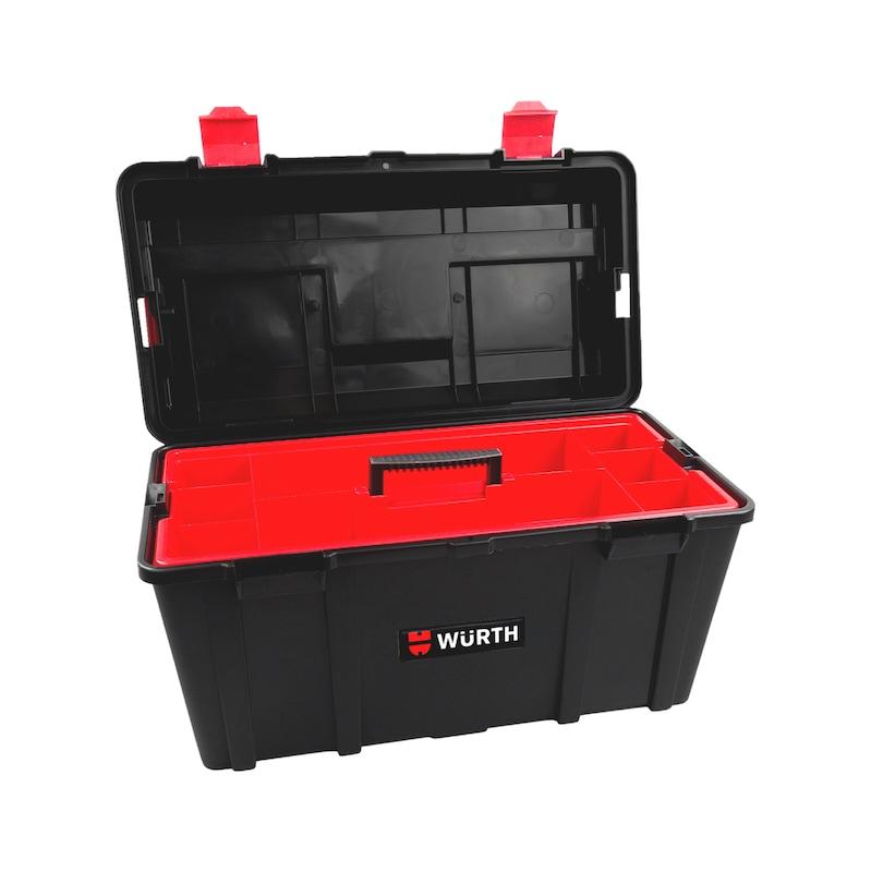 Boîte à outils Avec poignée en plastique