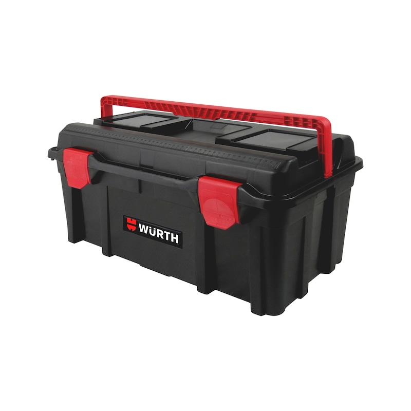 Boîte à outils Avec poignée en plastique - BOITE A OUTILS 585X290X280
