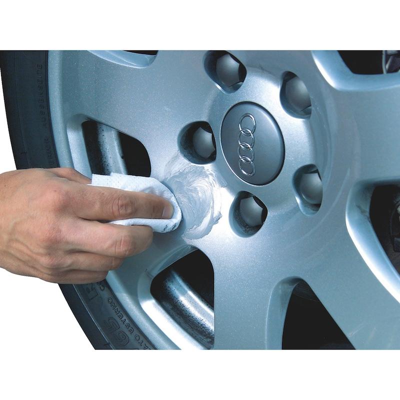 Aluminium polish - 3