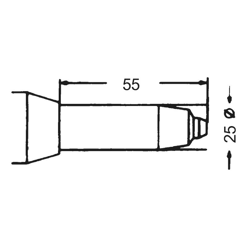 Riveteuse à batterie Li-Ion 14,4 V ANG 14 - 2