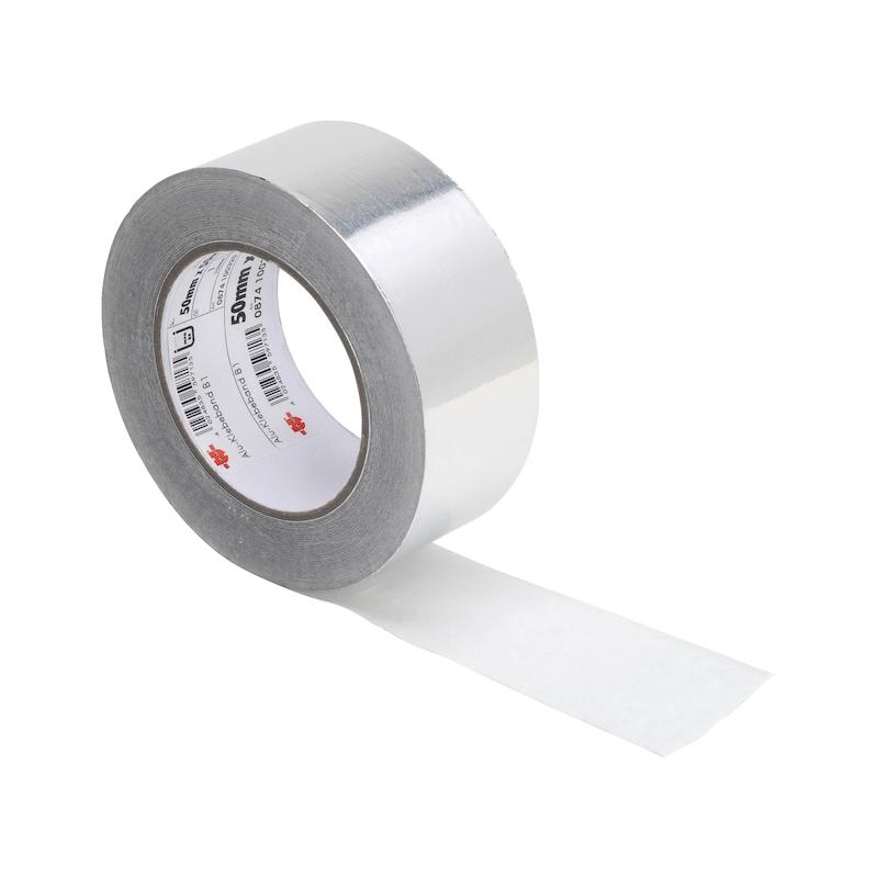 Ruban adhésif en aluminium pur