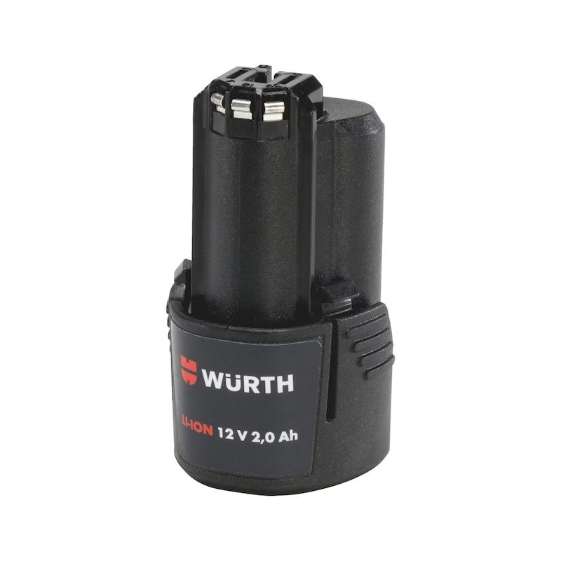 Bateria para máquinas Würth Iões de lítio de 12V