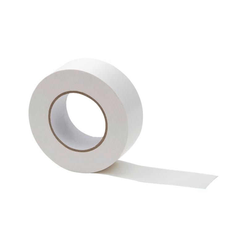 Nastro adesivo di tessuto bianco