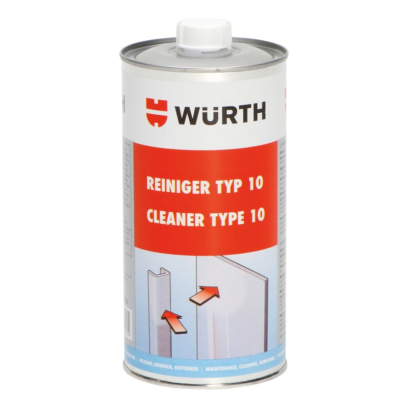 Kunststoffreiniger Typ 10 - KSTREINIG-10-PVC-1LTR