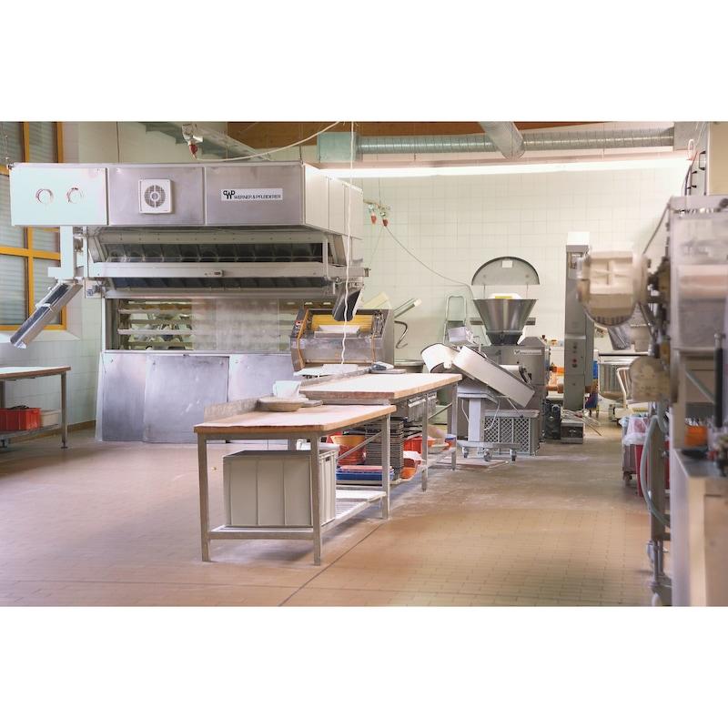 Смазка для пищевых продуктов Жидкая смазка LMS - СПРЕЙ-СМАЗКА-LMS-FLUID-400МЛ