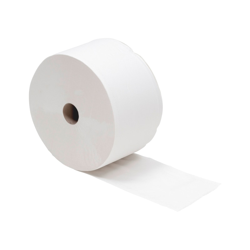 Rouleau de papier - CLNPAP-WHITE-2PLIES-24X34CM-1000SHT