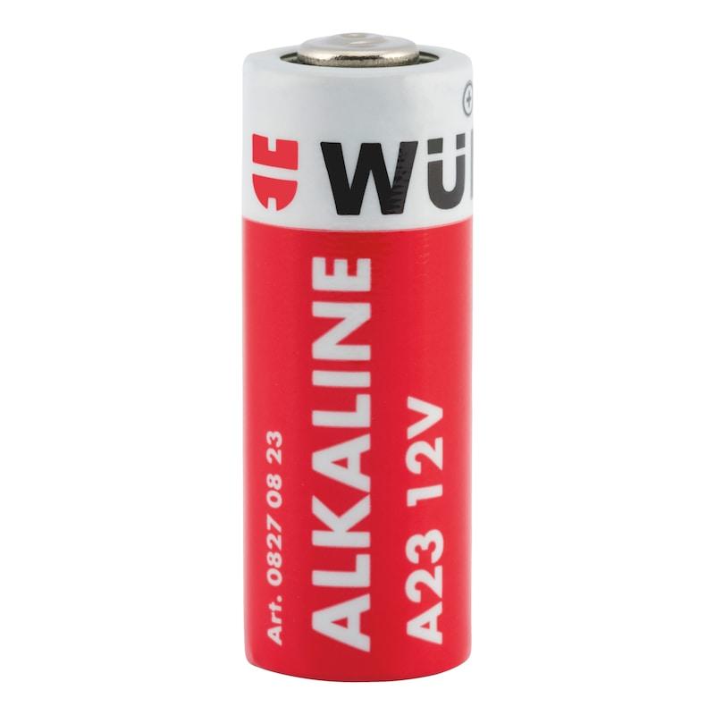 Battery Alkaline manganese 12 V