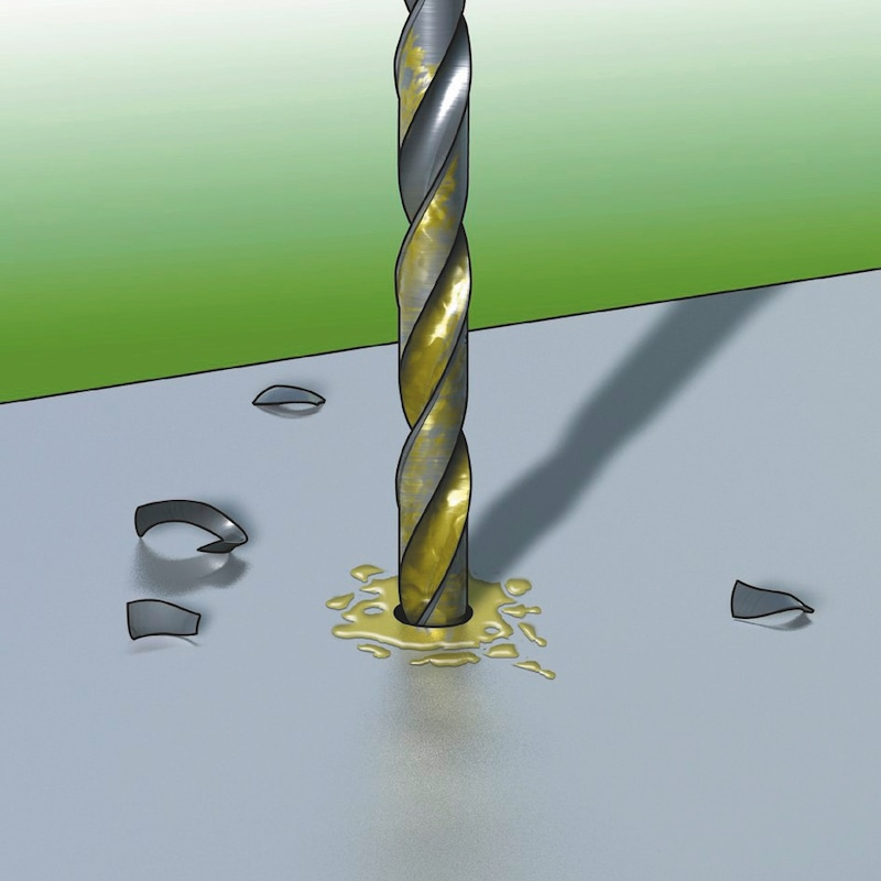 Drilling/cutting oil Cut and Cool Eco - 3