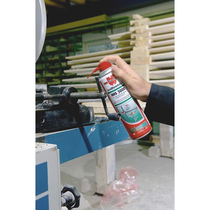 粘性润滑剂 HHS<SUP>®</SUP> 2000 - 门铰链保养喷剂-150ML