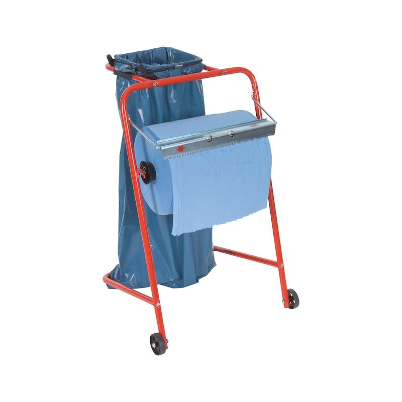 Support pour papier de nettoyage - 2