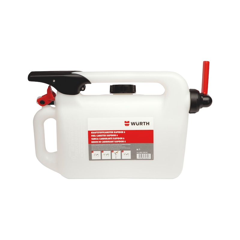 Kraftstoffkanister Rapidon 6 - 7