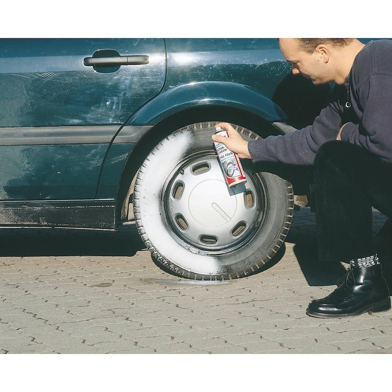 Brillant pneu - 2