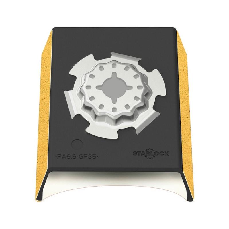 Feuille abrasive de profils Starlock - PLATEAU DE PONCAGE PROFILES STARLOCK