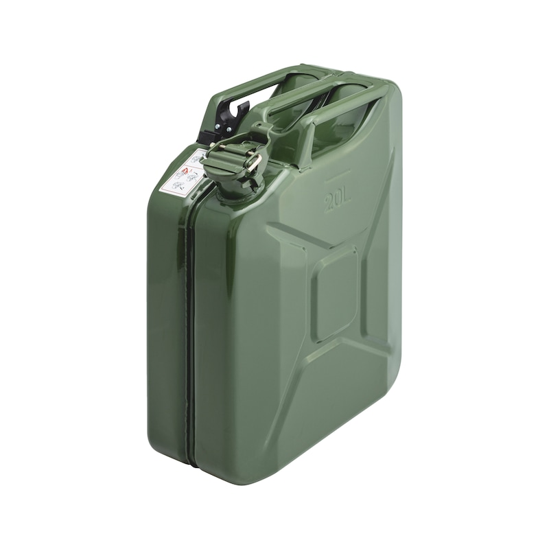 Kraftstoffkanister Stahl 20 Liter