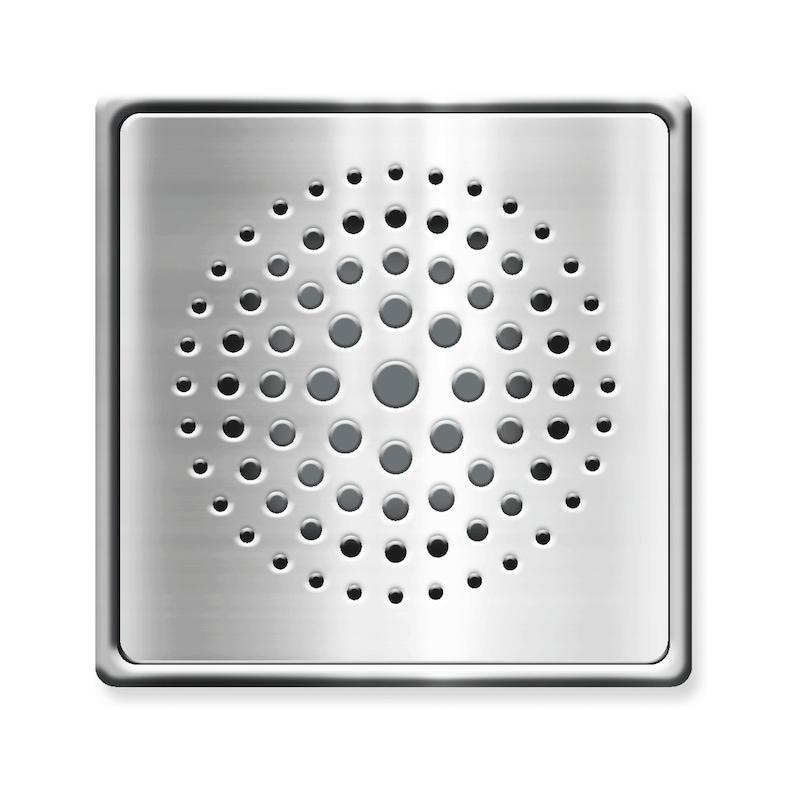 Designrost Design 1 Punkt flach/superflach