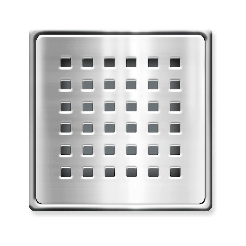 Designrost Punkt Design 2 Punkt flach/superflach