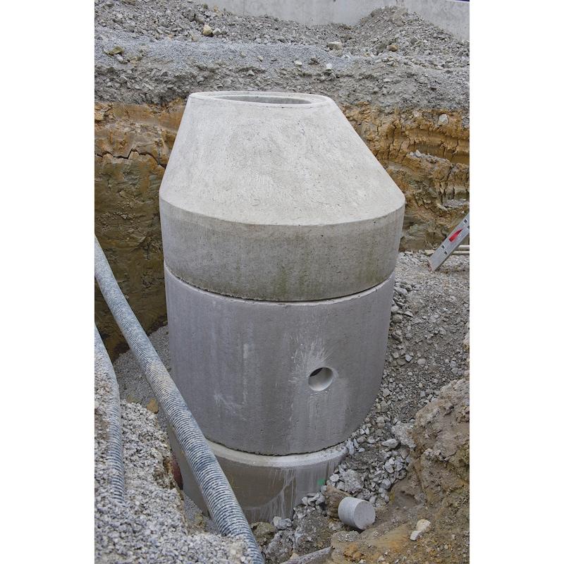 1K-Brunnenschaum Kombi - KOMBISCHAUM-1K-BRUNNENSCHAUM-750ML