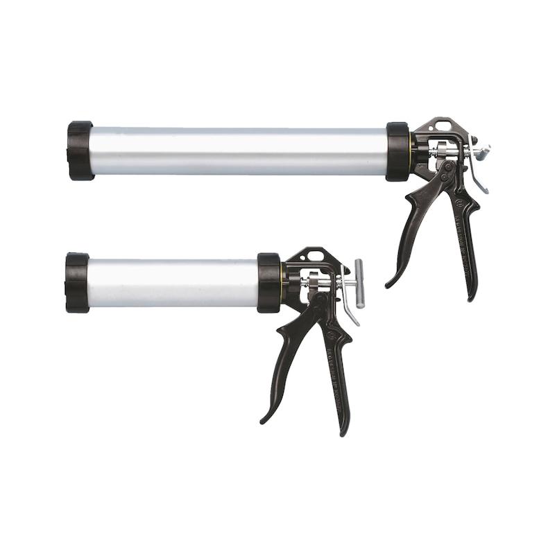Caulking gun up to 300 ml 14:1 - MANCLKGGUN-SAUS-PRESSFIX-300ML