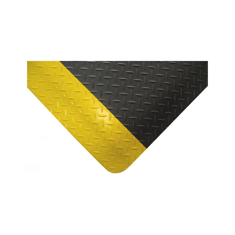 Tappetino antifatica in PVC Premium al metro - TAPPETO-ANTIFAT-PVC-PREMIUM-N/G-ML-90CM