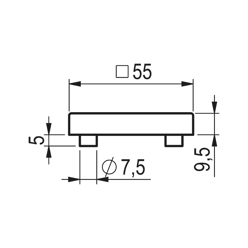 Türdrücker A 125 - 5