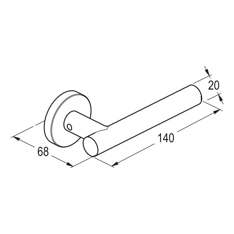 Türdrücker A 109 - 2