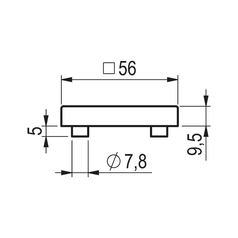 Türdrücker ZD 44 - 4