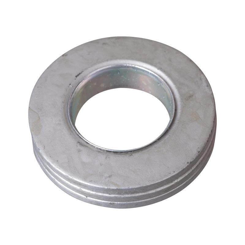 Rondelle ressort conique, type 3L, en acier revêtement Zintek 200 - 1