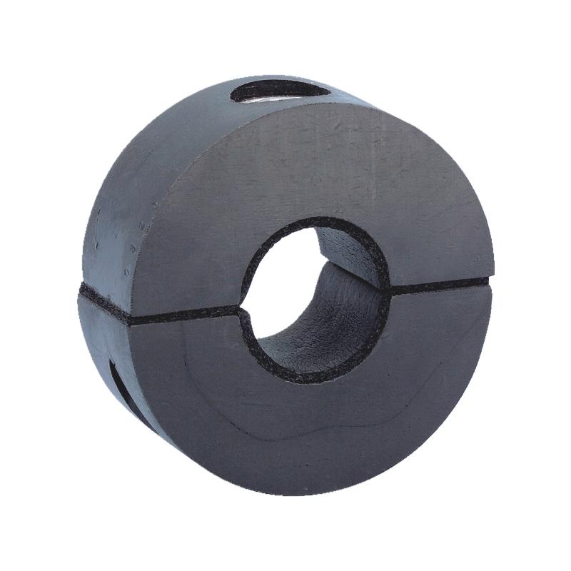 Kälterohrschelle PUR 250 Typ 175 - KAELTROSHEL-PUR250-TYP175-30X28MM