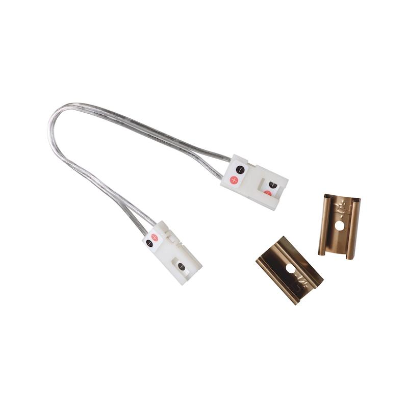 Acessoires pour bobines LED 5 m 12 VDC