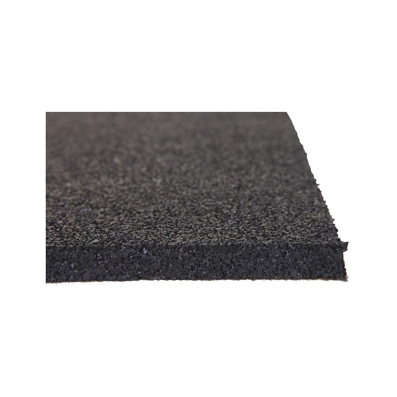 Tapis caoutchouc pour toiture