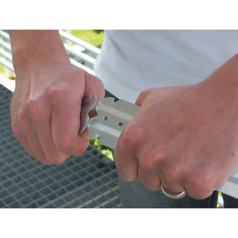 Suspentes modulaires - Suspentes sécables 600 mm F45 F47