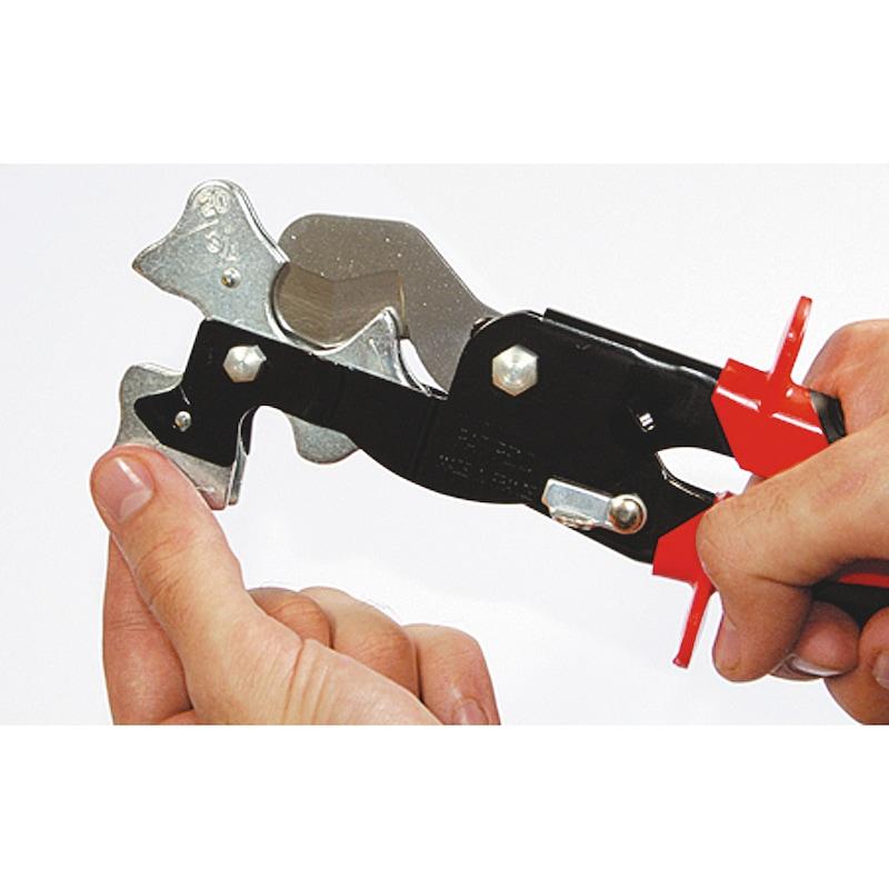 Coupe-tube pour PVC et PER - Coupe-tube PVC et PER