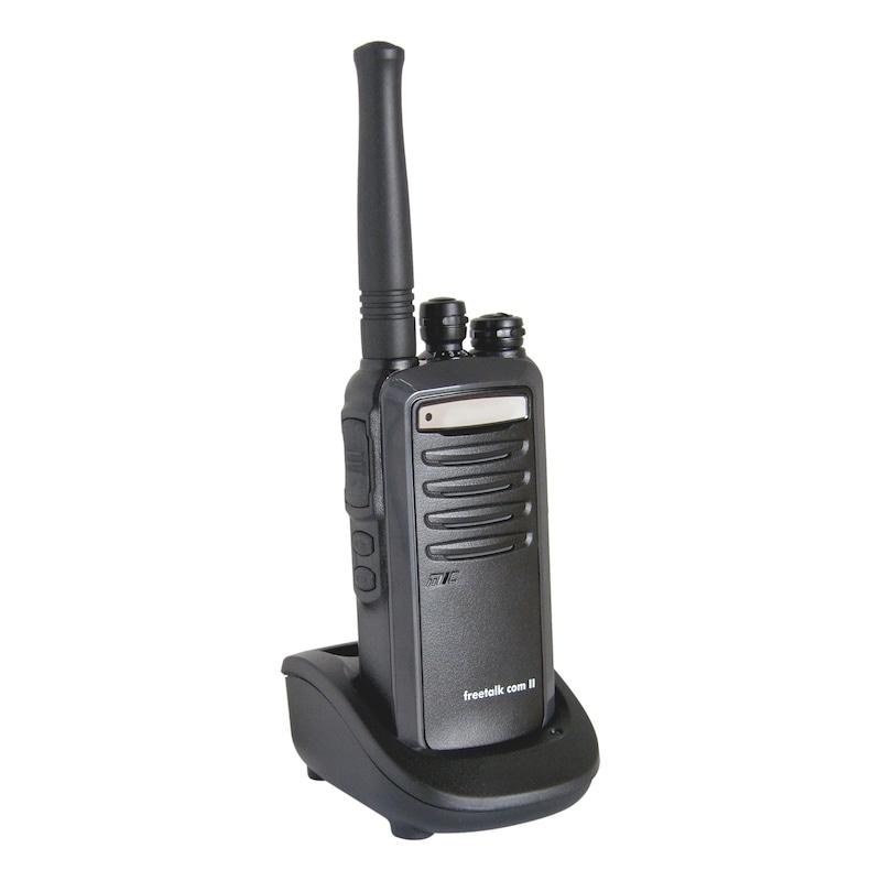 Coffret talkie walkie et accessoires FT COM 2 - 2