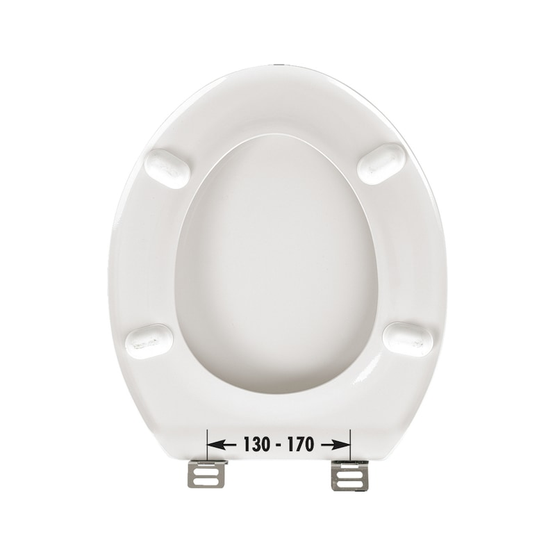 Abattant WC PERFECT ONE BR NF - 3