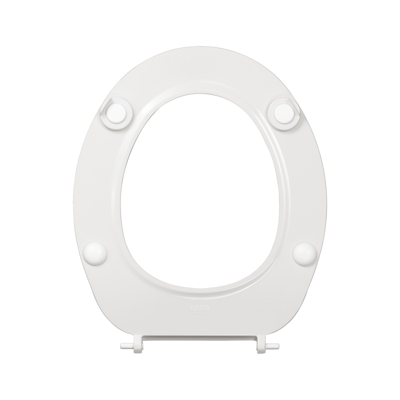 Abattant WC Sanae standars TD NF - 0