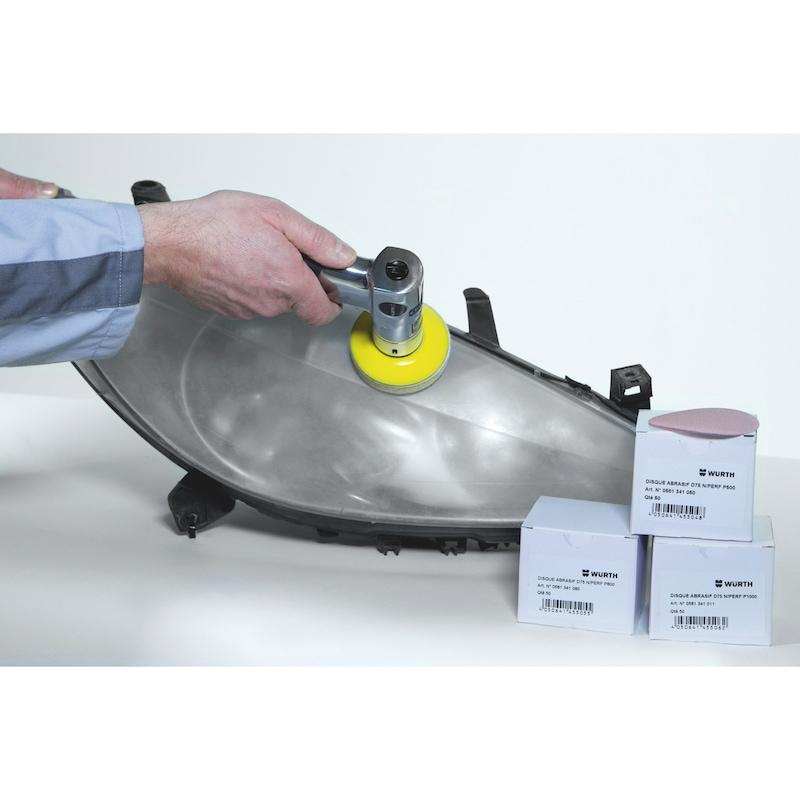 Mallette de rénovation des optiques de phares - 6
