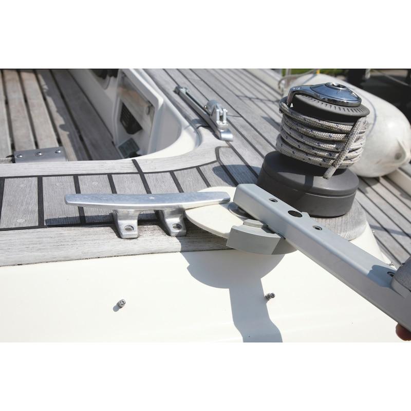 Smerigliatrice angolare per saldature ad angolo KNS 150-E - 2