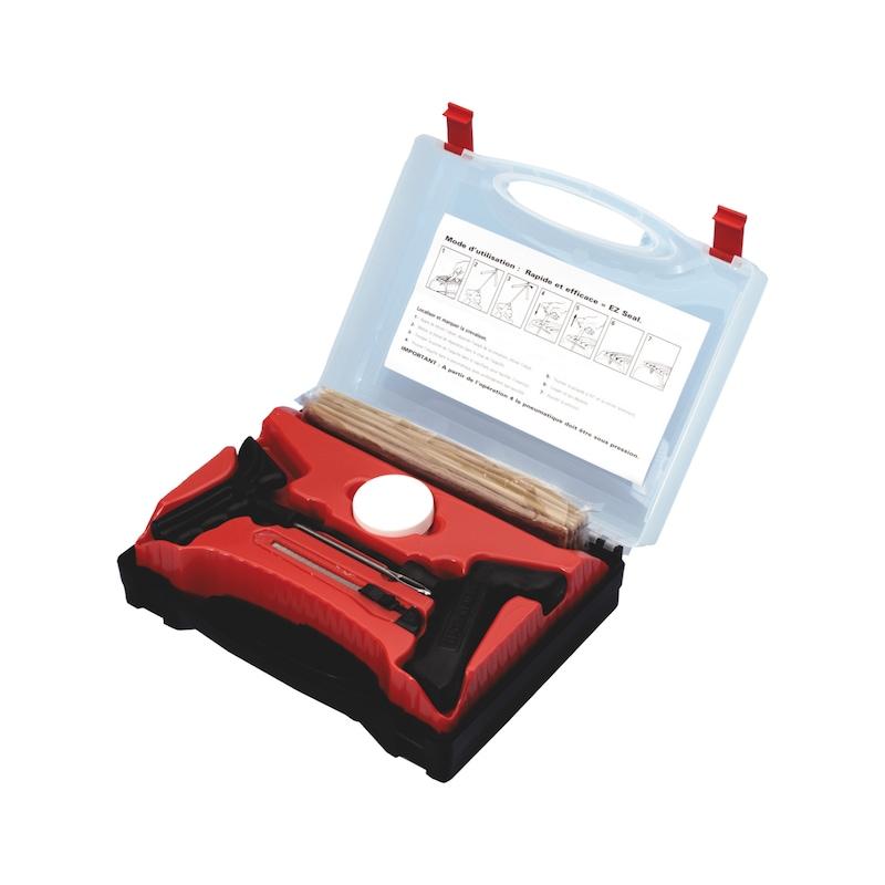 Kit de réparation tubeless PL et engins