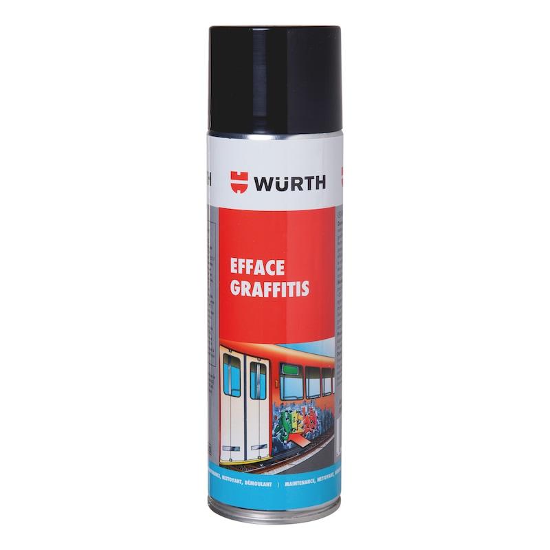 Efface graffitis - SPRAY EFFACE GRAFFITIS 500 ML