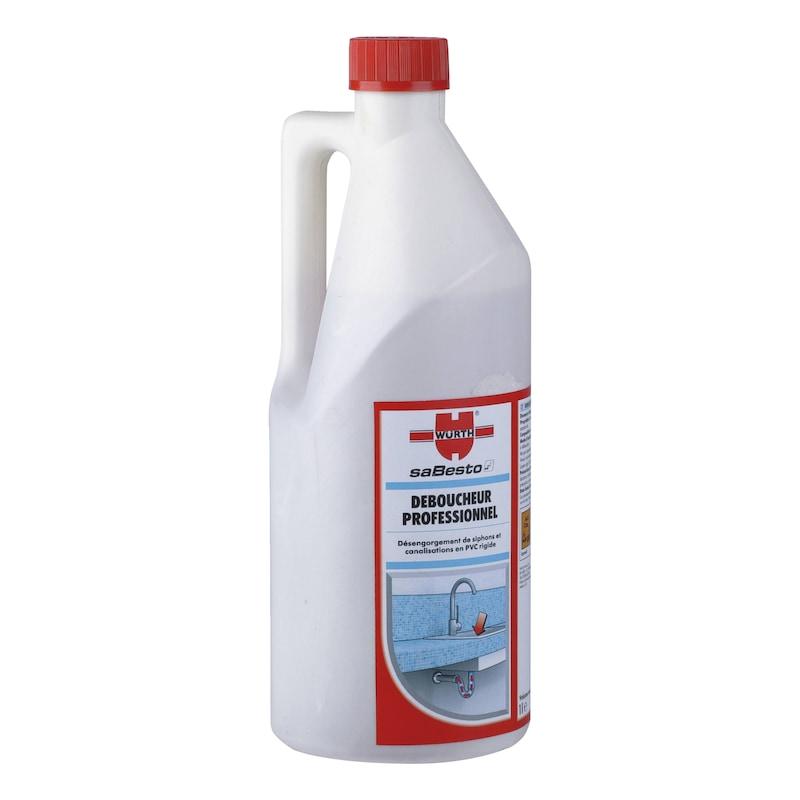 Déboucheur professionnel - déboucheur professionnel 1 litre