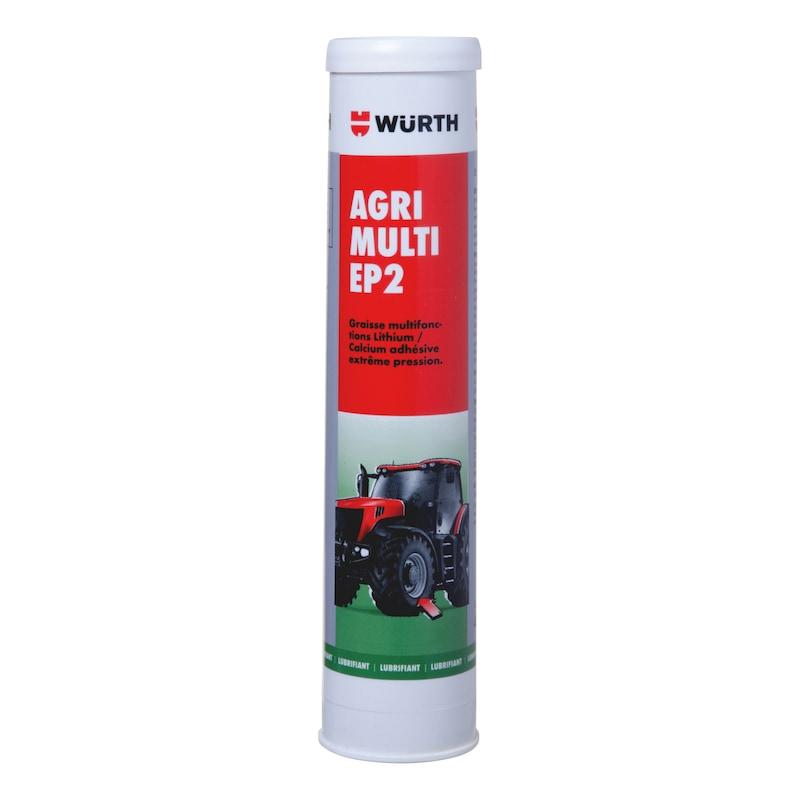 Graisse agricole Agri Multi EP 2