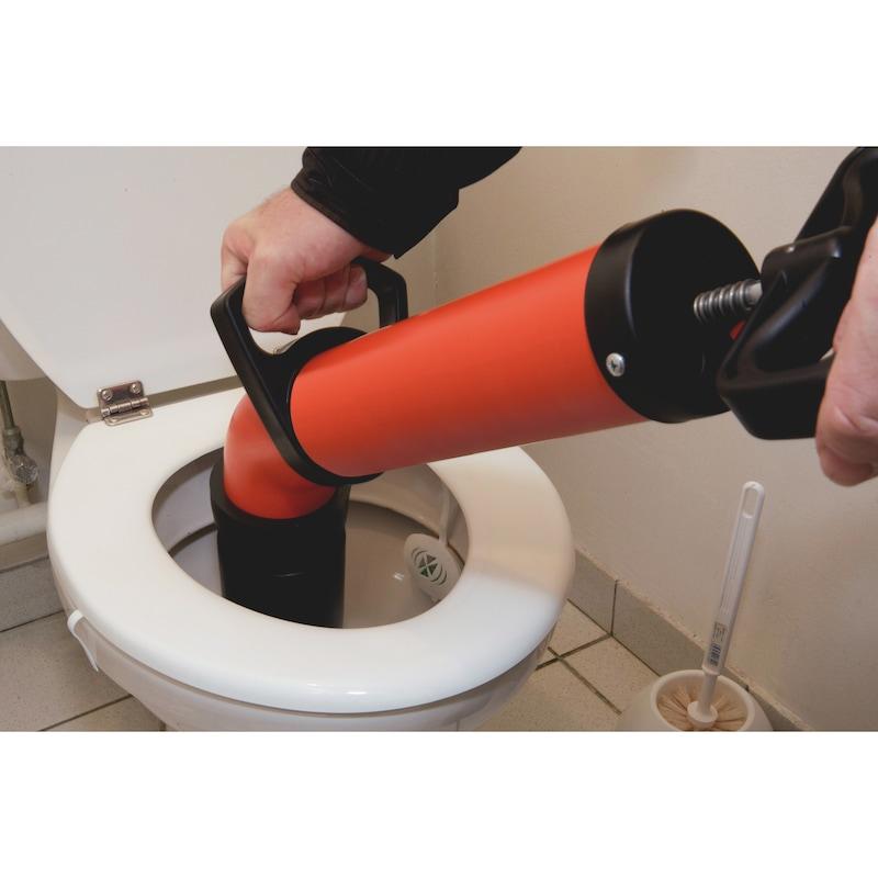 Déboucheur sanitaire