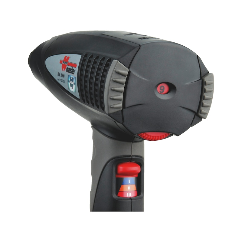 Electronic hot air blower HLG 2000 - 2