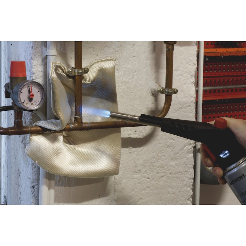Ecran de protection thermique semi-rigide - 2