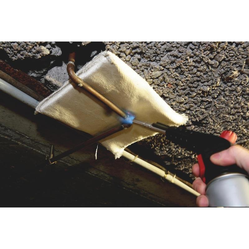 Ecran de protection thermique solide - 3