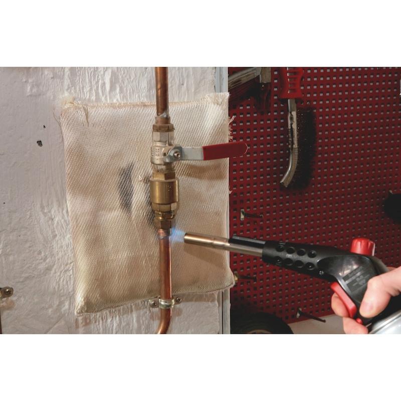Ecran de protection thermique solide - 4