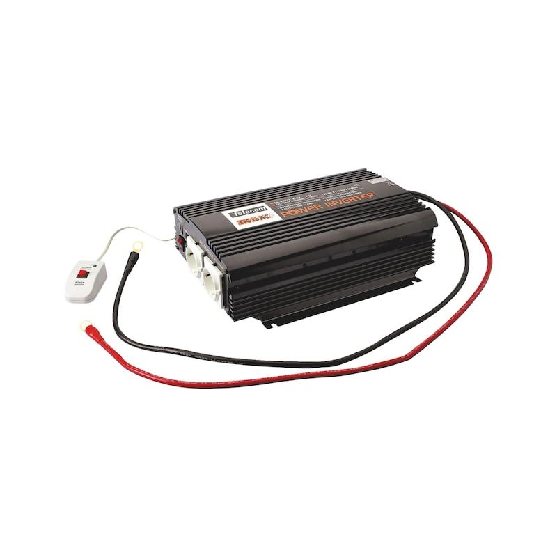 Convertisseurs de tension 12-24V/220V - 3